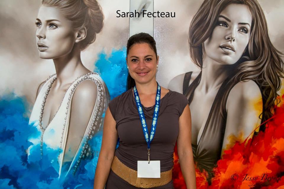 SARAH FECTEAU, ARTISTE CONTEMPORAINE