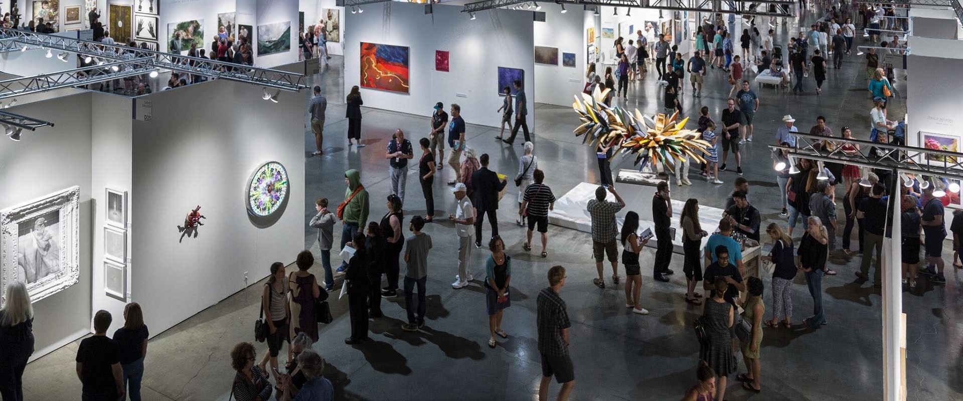CONCOURS: EXPOSEZ AU ART FAIR D'AMSTERDAM!