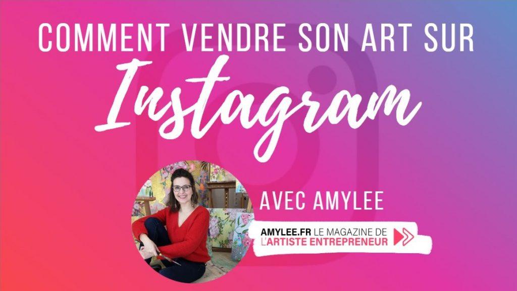 vendre son art avec instagram
